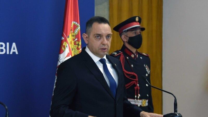 Vulin iz Moskve: Srbija se neće pridružiti antiruskoj histeriji i sankcijama