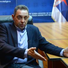 Vulin odgovorio Zaevu: Dok je vodi Vučić, Srbija će ostati neutralna