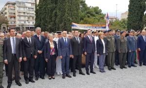 Vulin povodom 100 godina proboja Solunskog fronta: Srbija napreduje, njena vojska će čuvati njen mir