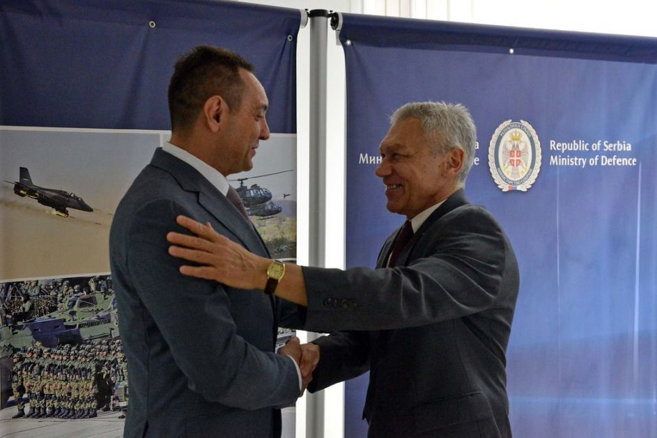 Vulin sa Bocan-Harčenkom: Zahvalnost Rusiji zbog podrške oko Kosova i Metohije