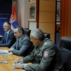 Vulin sa ambasadorom Kine: Bezrezervna podrška po pitanju Kosova i Metohije u SB UN