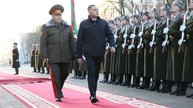 Vulin u Minsku: Saradnja sa Belorusijom značajno napredovala