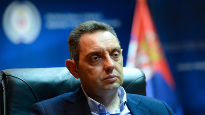 Vulin uputio telegram saučešća ministru nacionalne odbrane Grčke