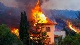 Vulkan na Kanarskom ostrvima: Reke lave teku iz vulkana Kumbre Vijeha i uništavaju španska sela