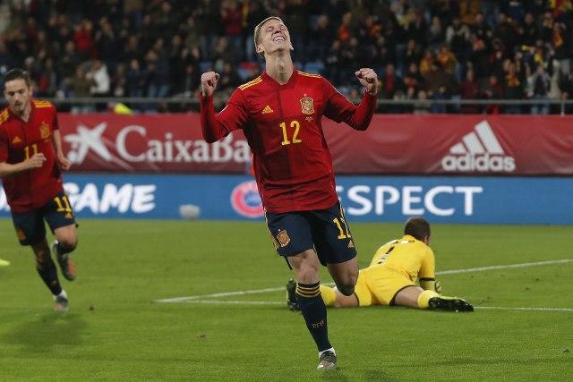 Vunderikind Dinama postigao prvenac za Španiju