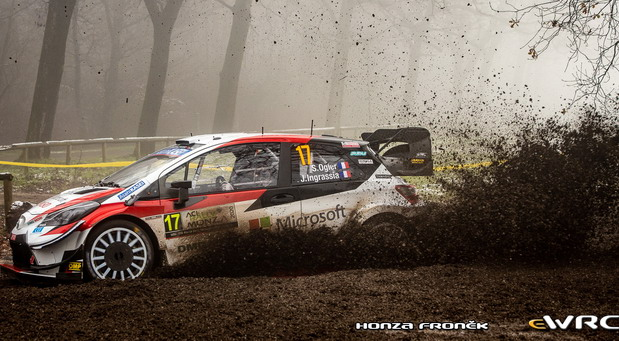 WRC 2020, Aci rally Monza – Prvi dan ni nalik na čuveni šampionat