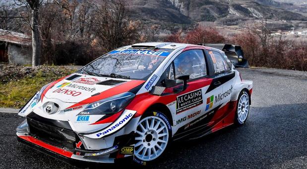 """WRC 2020, Rallye Monte Carlo – Dve """"tojote"""" jure ka pobedi"""