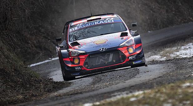 """WRC 2020, Rallye Monte Carlo – Sjajna pobeda Nojvila sa """"hjundaijem"""""""