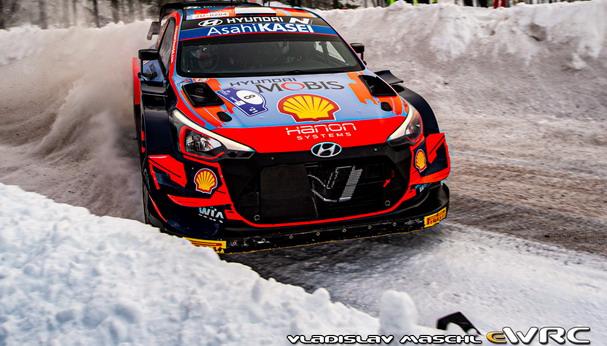 WRC 2021, Arctic rally Finland – Ot Tanak pobedio, Rovanpera prvi u šampionatu