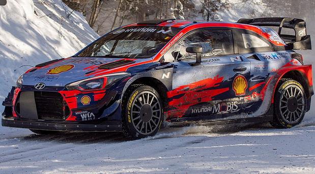 "WRC 2021. Rally Monte Karlo – ""Pireli"" obezbedio 3200 guma, 800 za prvu klasu"