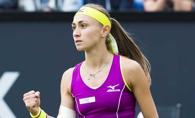 WTA - Aleks Krunić bez promena, Olga doživela blagi pad