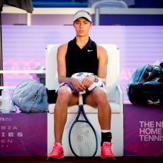 WTA BEOGRAD: Crni dan za Srpkinje završen eliminacijom Olge Danilović
