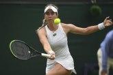 WTA: Barti na vrhu, Nina Stojanović 92. teniserka sveta