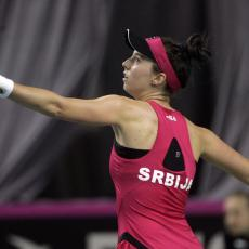 WTA JURMALA: Nina Stojanović u četvrtfinalu! (VIDEO)