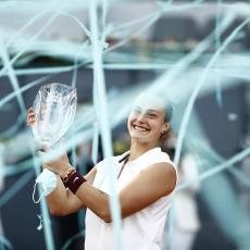 WTA MADRID: Beloruskinja dobila prvu igračicu sveta
