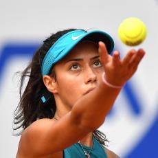 WTA MOSKVA: Olga gubila, a onda sa nulom otišla u drugo kolo kvalifikacija