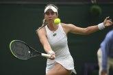 WTA: Nina 92, Olga 141, Natalija 241, Aleksandra 270.