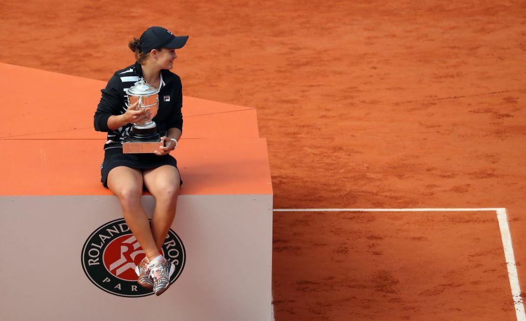 WTA: Srbija bez teniserke u Top 100