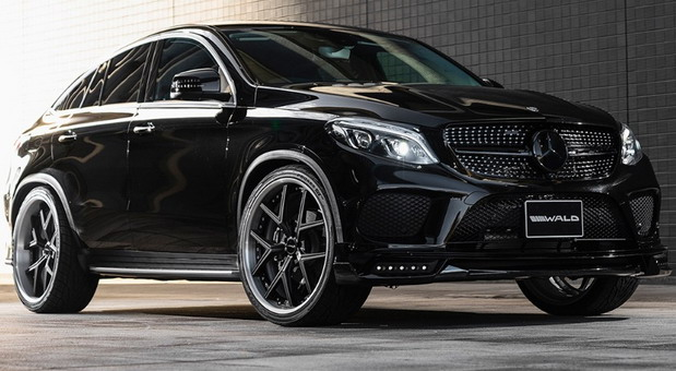 Wald Mercedes-Benz GLE Coupe