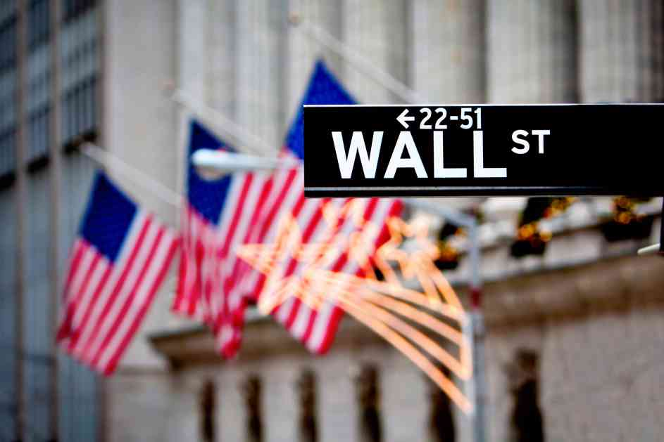 Wall Street: Indeksi pali nakon četiri dana rasta