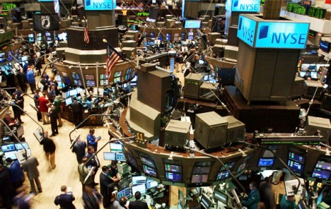 Wall Street: Katastrofa Qualcomma, indeksi pali