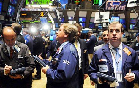 Wall Street: Raste zabrinutost, indeksi pali više od 1%