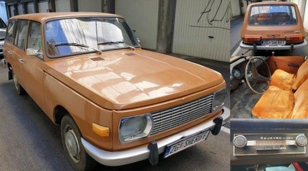 Wartburg 353 W Turist iz 1977. na prodaju za 101.000 evra