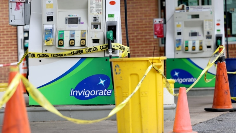 Washington ostao bez goriva