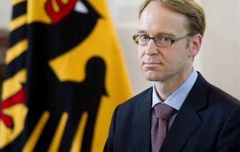 Weidmann: Njemačka politika uravnoteženog proračuna ne smije biti fetiš