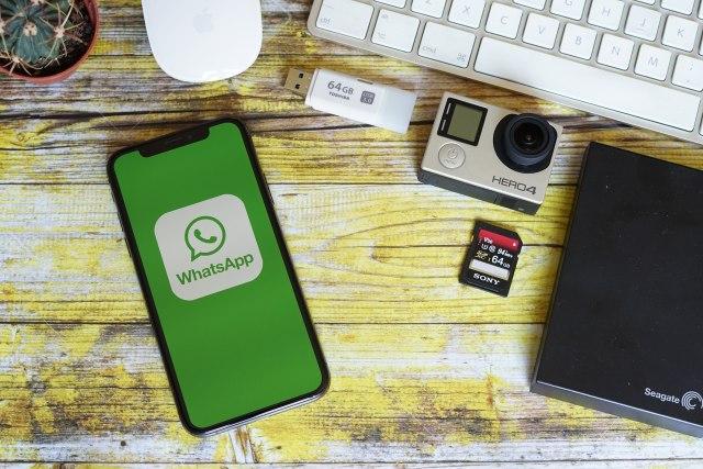 WhatsApp dodaje fotografije koje nestaju pošto ih pogledate