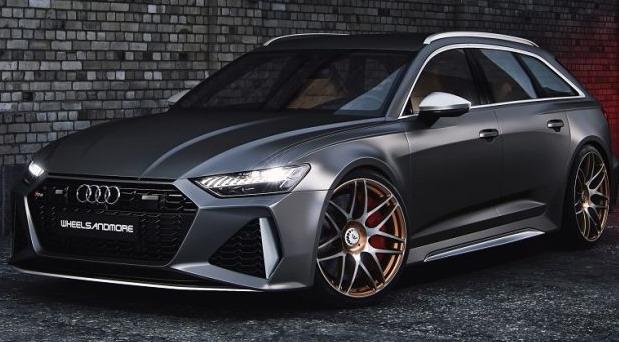 Wheelsandmore Audi RS6 Avant