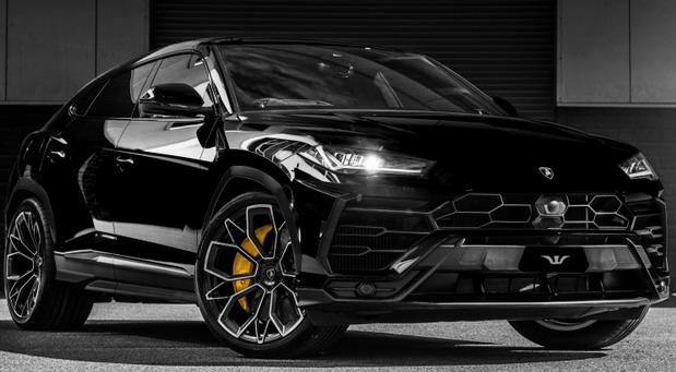 Wheelsandmore Lamborghini Urus