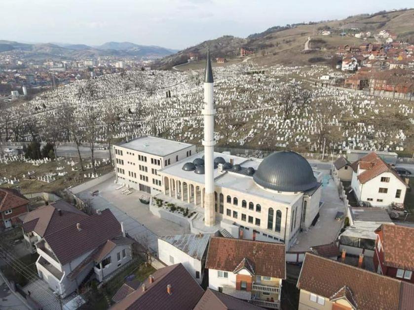 Wie viele Moscheen gibt es in Novi Pazar?