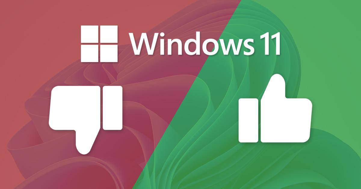 Windows 11 – utisci nakon nedelju dana