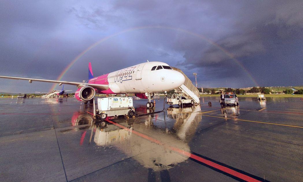 Wizz Air Abu Dhabi najavio letove za Sarajevo i Tiranu