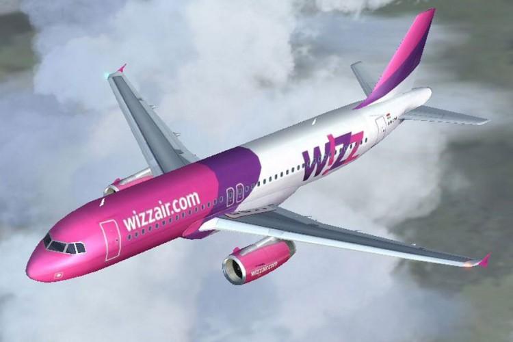 Wizz Air izgubio 87 odsto putnika