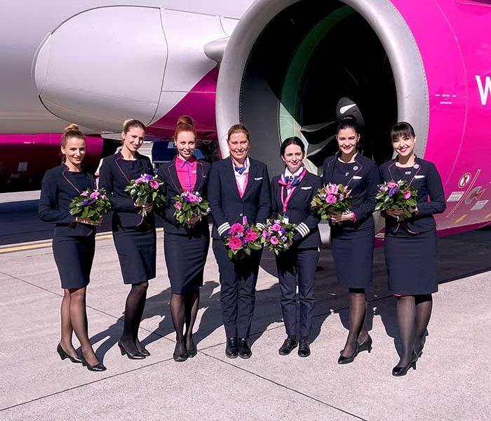 Wizz Air obeležava Međunarodni dan žena potvrdom svoje posvećenosti zapošljavanju više žena pilota i žena na rukovodećim pozicijama