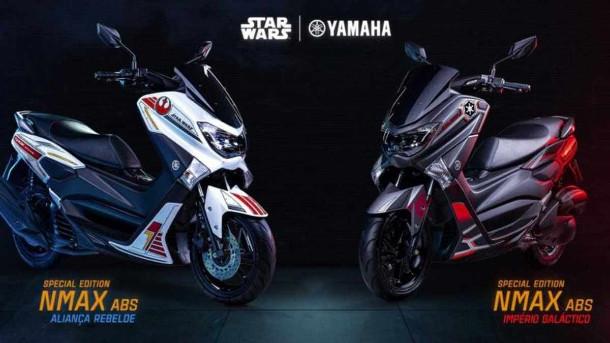 Yamaha NMAX skuter u Stars Wars izdanju