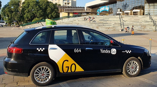 Yandex Go aplikacija za naručivanje taksi vozila od sada dostupna i u Novom Sadu