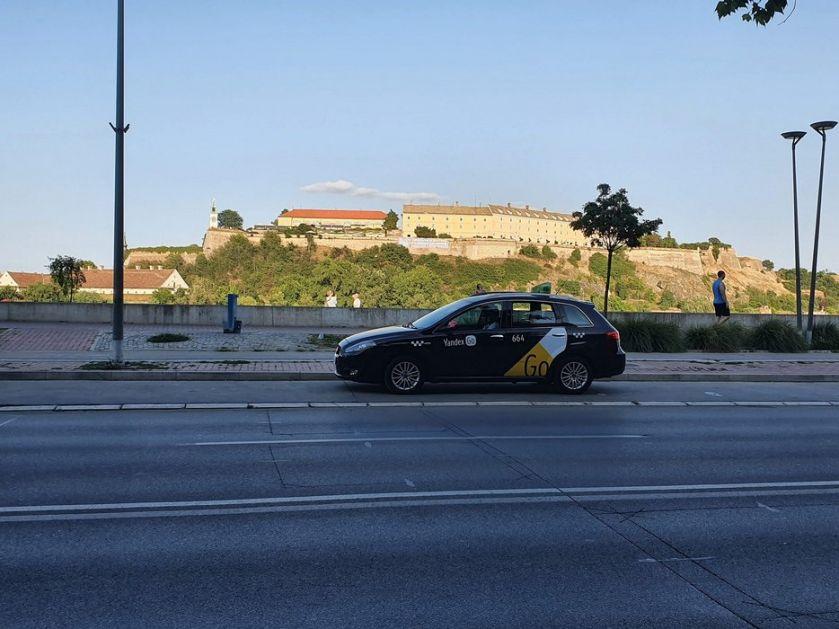 Yandex Go stigao u Novi Sad