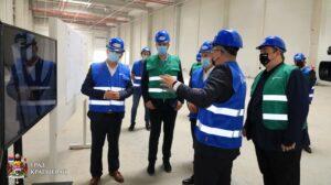"""""""Yanfeng"""" priprema novu halu za proizvodnju bezbednosnih sistema za automobile"""