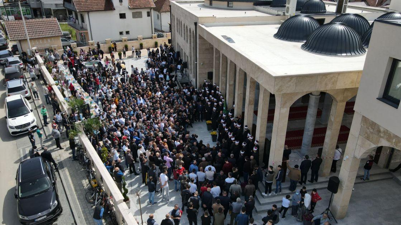 Yeni Pazarda yeni İslam Merkezi açıldı