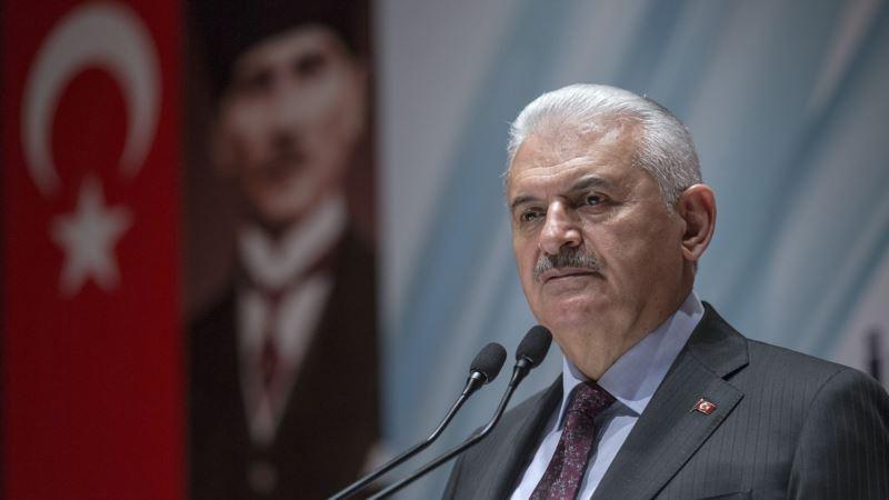 Yildirim izabran za predsjednika turskog parlamenta