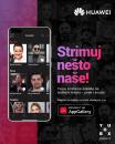 Youbox dostupan na App Gallery: Prva domaća striming platforma od sad i za sve Huawei korisnike