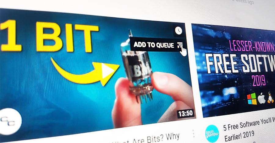 """Youtube """"Add to Queue"""" opcija dostupna i na računarima!"""