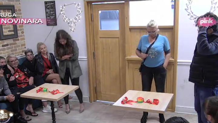 ZA NJU JE ZADRUGA 2 ZAVRŠENA! Ova učesnica je osvojila manju podršku publike, cimeri se od nje oprostili poljupcima i zagrljajima! (VIDEO)