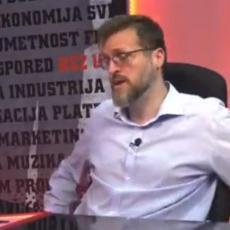 ZA OVO SE ODGOVARA! Nasilnik Nogo uputio jezive pretnje smrću Vučiću i CELOJ NJEGOVOJ PORODICI (VIDEO)