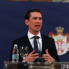 ZABADA NOŽ U LEĐA! Kurc slavio sa Haradinajem, a sada čestita Kurtiju: Kosovo uvek bilo prioritetna zemlja za Austriju