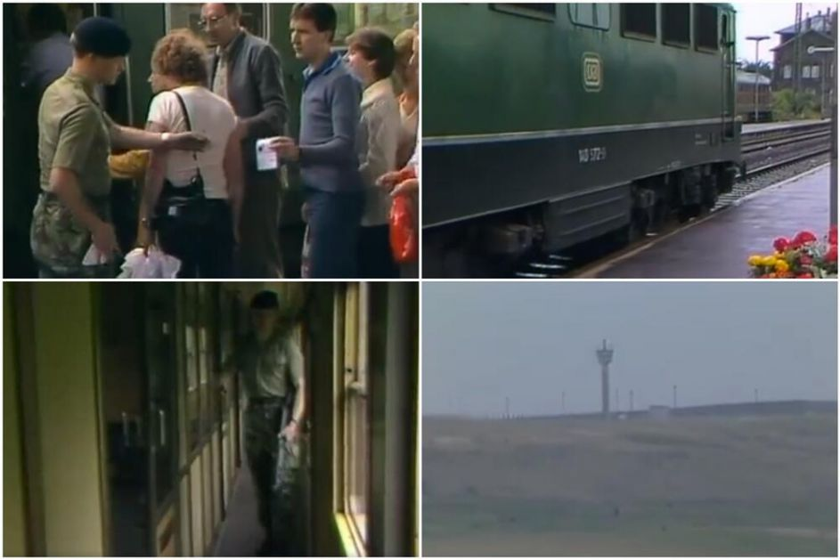 ZABORAVLJENA KOMPOZICIJA HLADNOG RATA: Ovako se britanskim vojnim vozom putovalo u Zapadni Berlin kroz sovjetsku okupacionu zonu!
