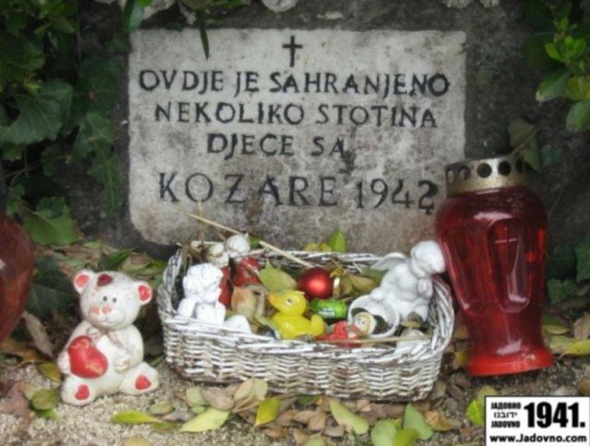 ZABORAVLJENI GROB SRPSKE DECE, ŽRTAVA USTAŠKIH KOLJAČA: Na parceli 142 na groblju Mirogoj počiva nekoliko stotina malih mučenika ubijenih na Kozari 1942. godine (VIDEO)